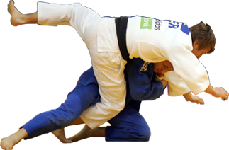 Visual: Judo Wurf